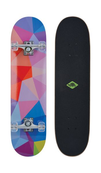 Skateboard Kicker 31 - Design: Abstract
