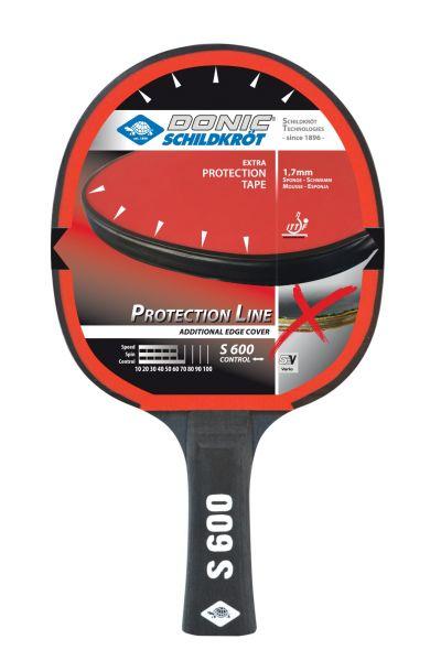 Donic-Schildkröt Tischtennisschläger Protection Line S600