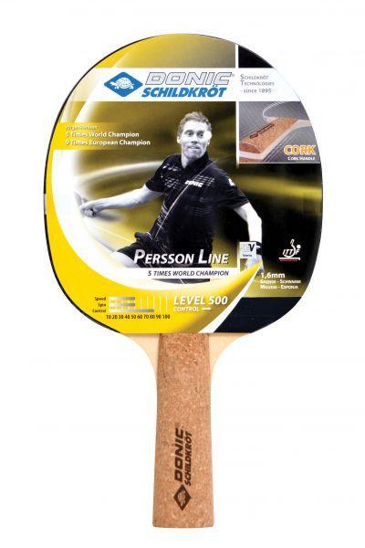 Tischtennisschläger Persson 500