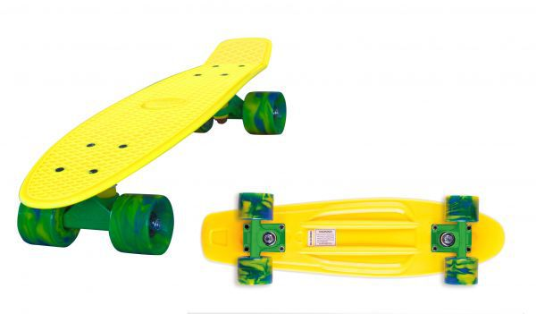 "Beach Board 22"" - Summer Sun gelb"