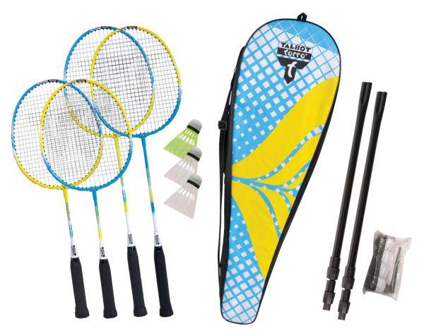 Talbot-Torro Badminton-Set Family