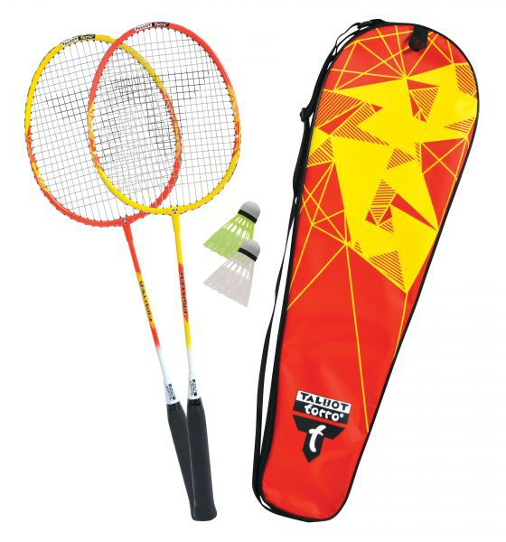 Talbot-Torro Badminton-Set 2-Fighter