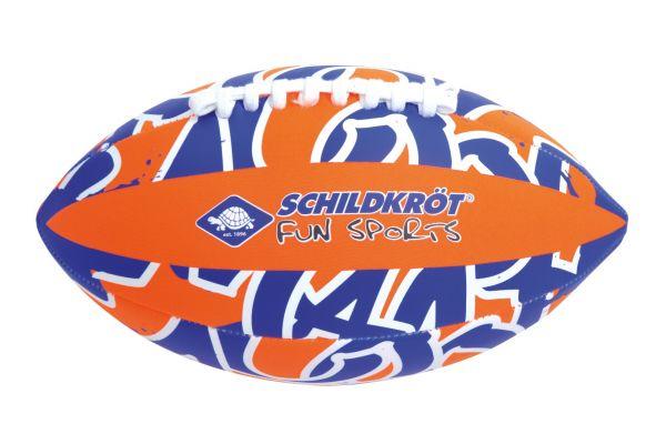 Schildkröt Neopren American Football Größe 6