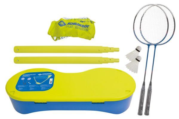 Schildkröt Badminon Set Compact