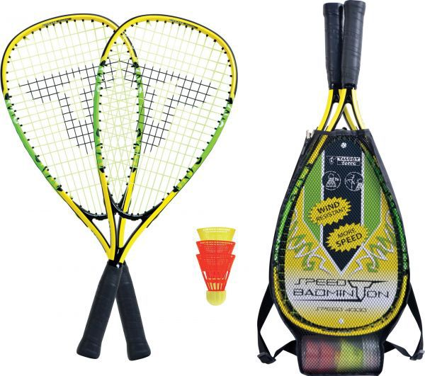 "Talbot-Torro Speedbadminton-Set ""Speed 4000"