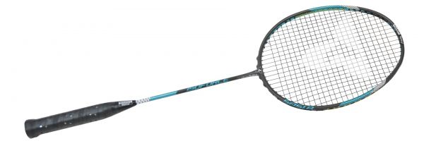 Badminton-Schläger ISOFORCE 5011.8 C4J, black-blue