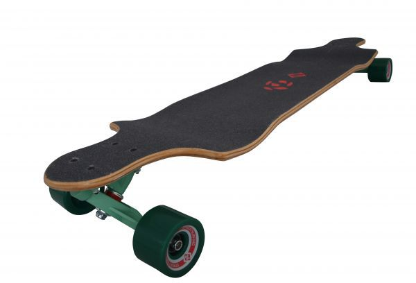 "Longboard Freeride Top Mount 39"" - Wildstyle"