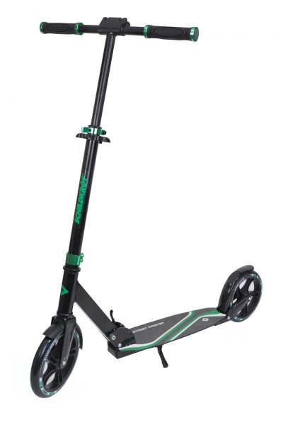 Schildkröt City Scooter Street Master, 200mm Räder - Green