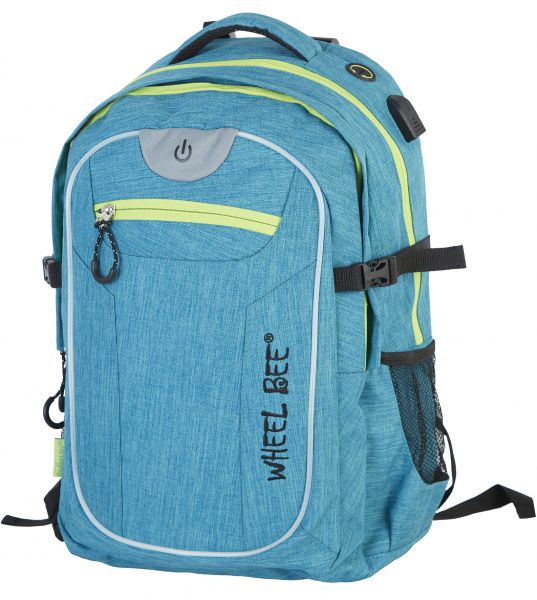 Wheel Bee Backback Revolution - Turquoise