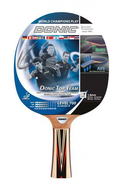Donic-Schildkröt Tischtennisschläger Top Team 700