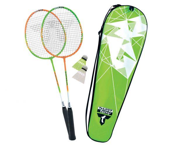 Talbot-Torro Badminton-Set 2-Attacker im Thermobag