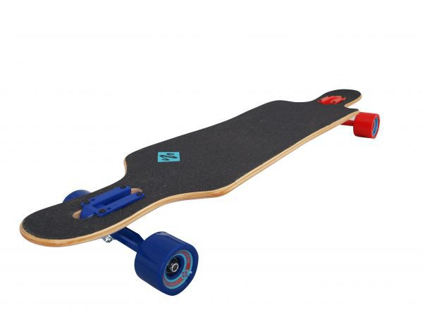 "Streetsurfing® Longboard Freeride Curve Drop Through 39"" - Higher Faster"