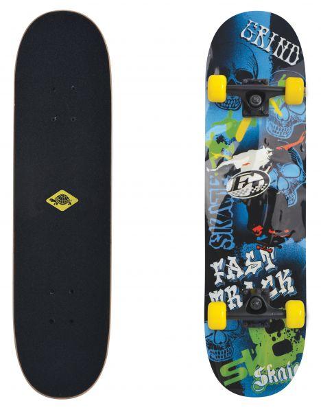 Skateboard Slider 31 - Design: Fast Track