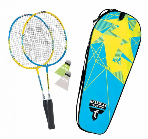 Talbot-Torro Badminton-Set Attacker Junior