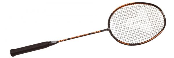 Badminton-Schläger ARROWSPEED 299.8, black-orange
