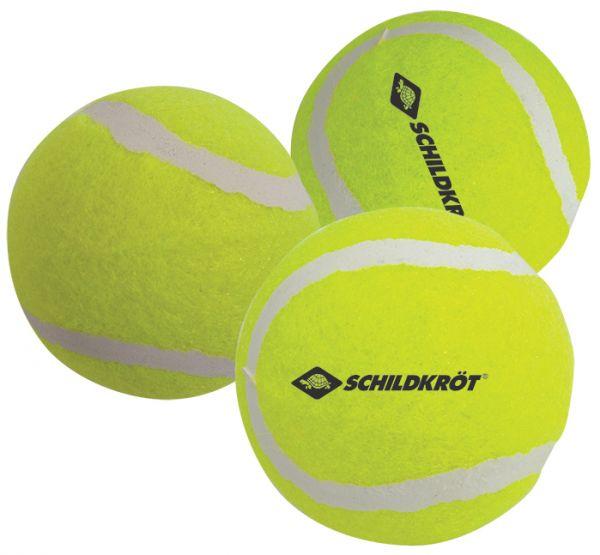 Schildkröt Tennisbälle 3er Polybag