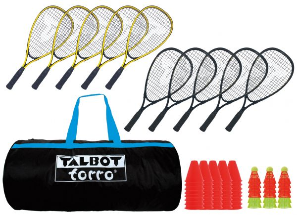 Talbot-Torro Speedbadminton Schulset - Speed 4000