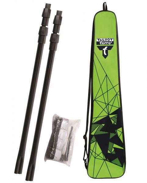 Badminton Zubehör Teleskop Netz Set