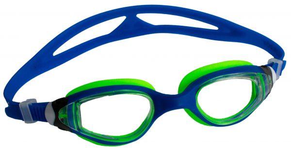 Schildkröt Junior Schwimmbrille Capri 5+, Blau-Grün