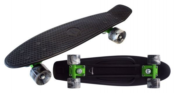 "Beach Board 22"" - Whipe Out schwarz"
