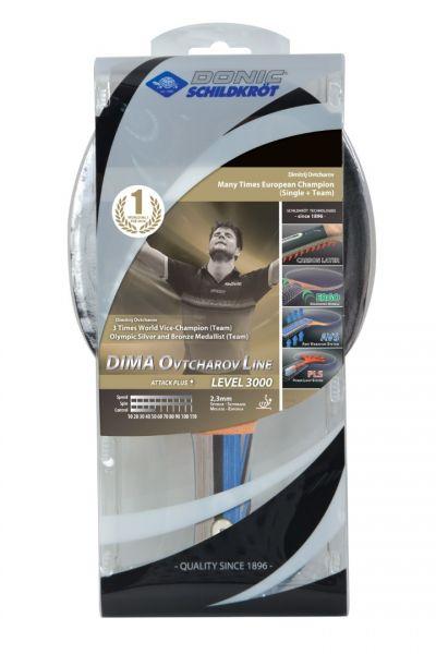 Donic-Schildkröt Tischtennisschläger Ovtcharov 3000