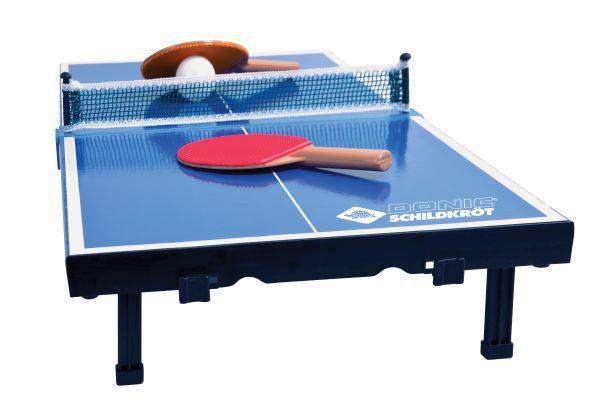 Donic-Schildkröt Tischtennis-Mini-Tisch-Set