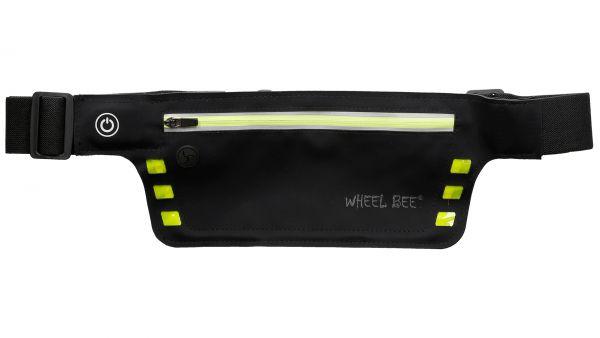 Wheel-Bee® Running Waistbag Night Runner, LED-Light
