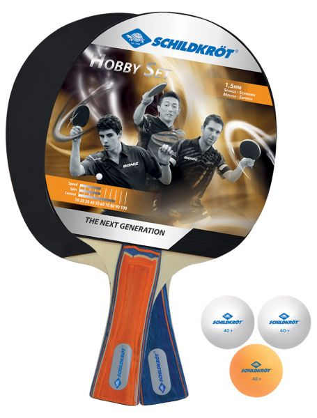 TT-Set 2-PLAYER HOBBY SOPO im Carrybag