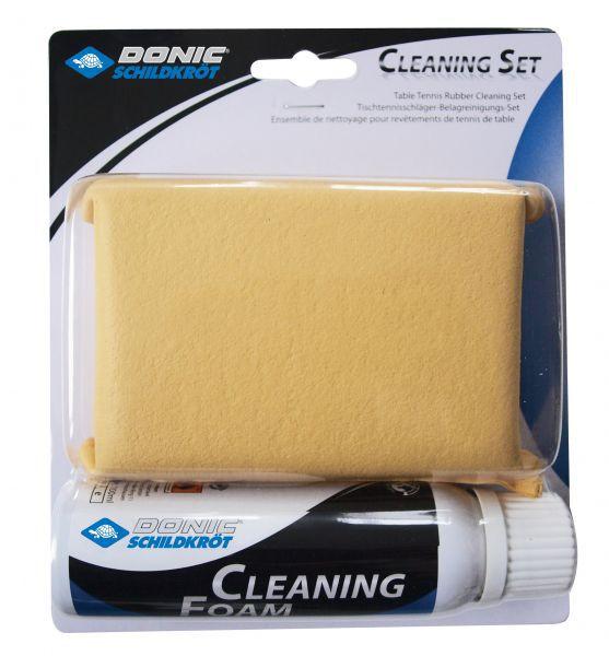Donic-Schildkröt Tischtennis-Reinigungsset