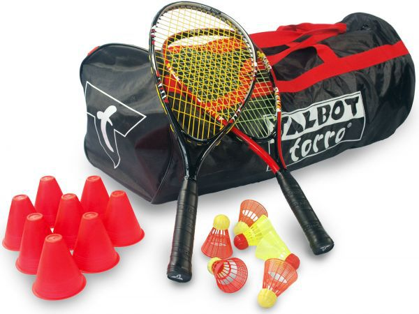 "Speedbadminton ""SCHOOL Set"" im Sportsbag"