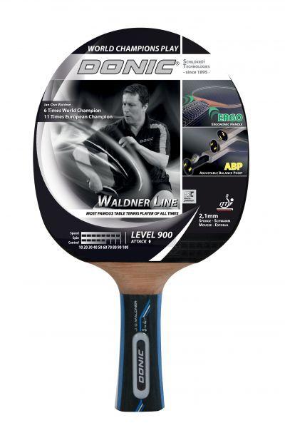 TT-Schläger WALDNER 900 ABP-Griff