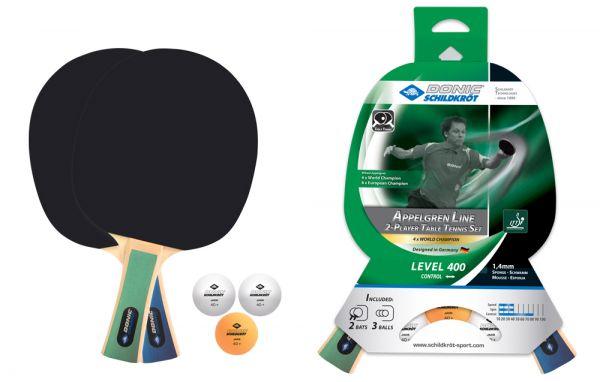 Tischtennis-Set Appelgren Level 400