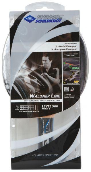 Donic-Schildkröt Tischtennisschläger Waldner 900 mit ABP-Griff