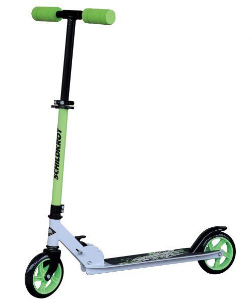 Schildkröt City Scooter RunAbout, 145mm Räder - Lime