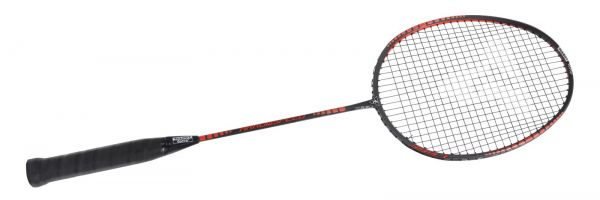 Badminton-Schläger Arrowspeed 399.7, black-red