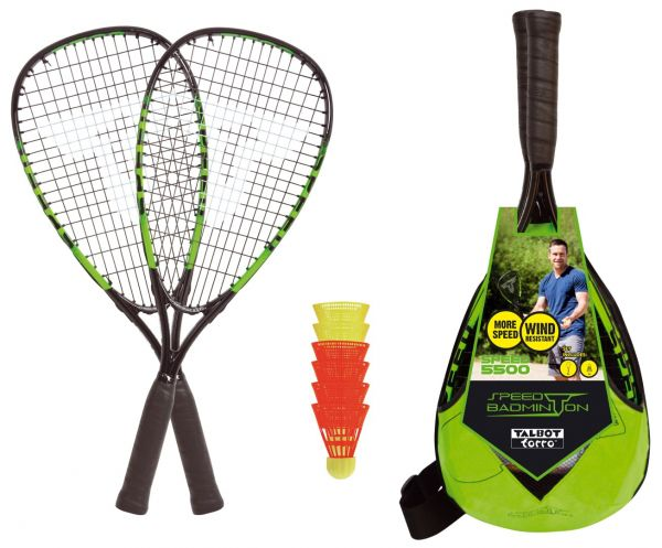 Talbot-Torro Speedbadminton-Set Speed 5500