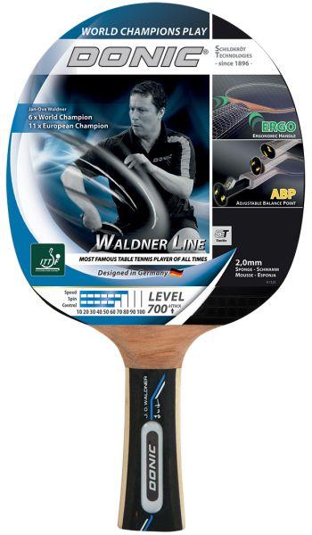 Tischtennisschläger Waldner 700 mit ABP-Griff