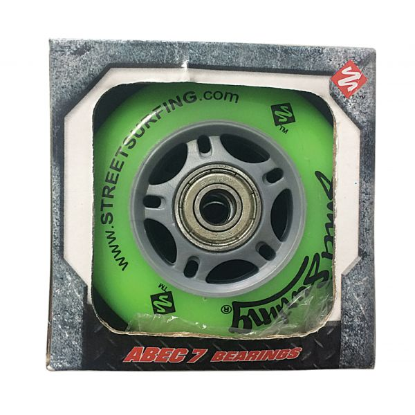 Streetsurfing® High Performance Wheels green