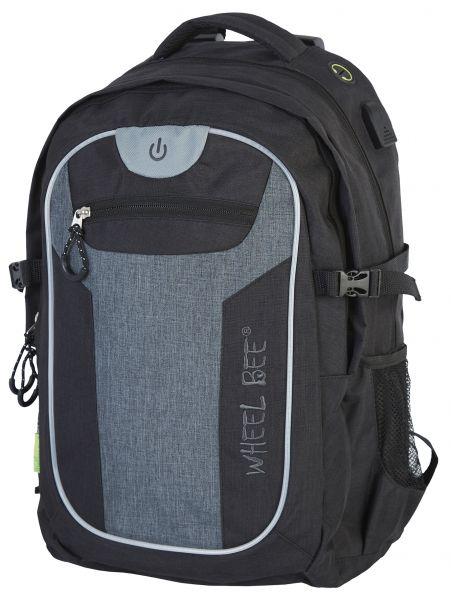 Backpack Revolution - Black / Grey
