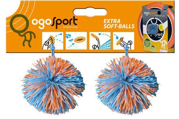 Ogo Sport® Ersatzbälle 2er Pack