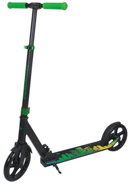 Schildkröt City Scooter Street Artist 2.0 - Green