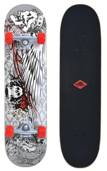 "Schildkröt Skateboard Kicker 31"", Design: Phantom"