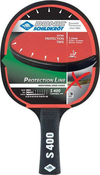Donic-Schildkröt Tischtennisschläger Protection Line S400