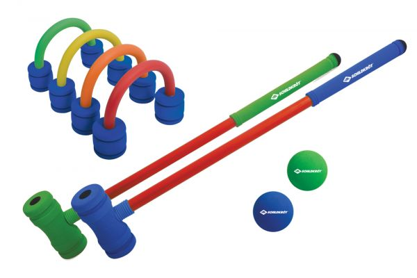 Schildkröt Soft Croquet Set