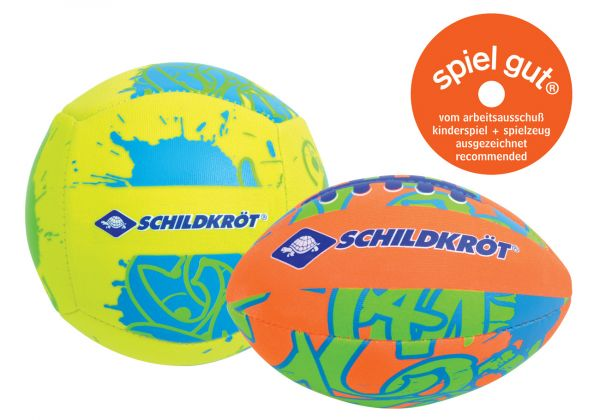 Schildkröt Mini-Ball Duo-Pack