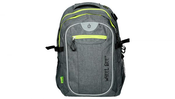 Wheel-Bee Rucksack Revolution, Design: Grey