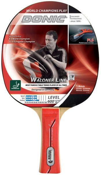 Donic-Schildkröt Tischtennisschläger Waldner 600