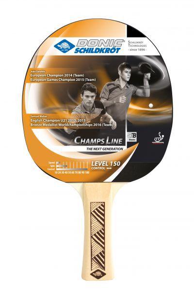 Donic-Schildkröt Tischtennisschläger Champs Line 150