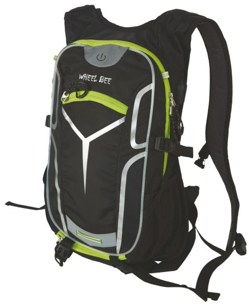 Wheel Bee BIKE BACKPACK Stelvio, black