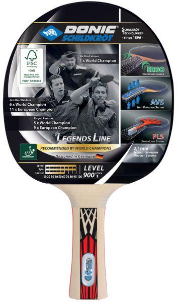 Tischtennisschläger Legends 900 FSC